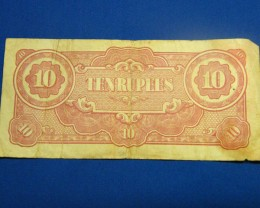 JAPANESE OCCUPATION NOTES  FOR INDIA    T 862