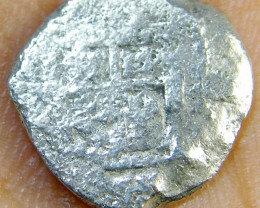 SILVER SPANISH REALE COIN 1700 TO 1746 T1022