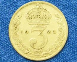 NETHERLANDS COIN L1, 1915 TEN CENT COIN T1107