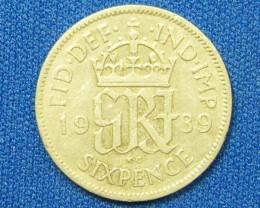 UK Sixpence