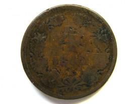 AUSTRIA COIN L1, 1860 FOUR KREUZER COIN T1120