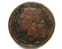 FRANCE COIN L1, 1789 SOL COIN T1123