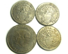 USA  L4, 1804-1905 ONE DOLLAR REPLICAS  T1190