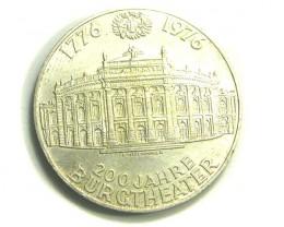 AUSTRIA COIN L1, ONE SCHILLING 1776-1976 COIN T1221
