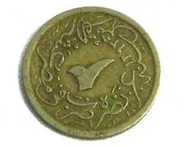 EGYPT COIN L1, EYPTIAN SILVER COIN T1250
