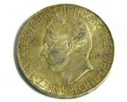 AUSTRIA COIN L1, 1965 25 SCHILLING SILVER COIN T1252