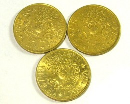 ITALY COIN L3, 1814 L.200 COINS T1309