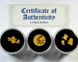 TREASURES OF AUSTRALIA GOLD SERIES  1-50 (TAG)