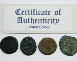 TREASURE SERIES OF ANCIENT ROMAN COINS 1-500 (ARC)