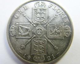 FLORIN GEROGE V   1921    OP397