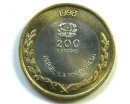 BI METAL  EXPO 98 COIN PORTUGAL  1998   J 860