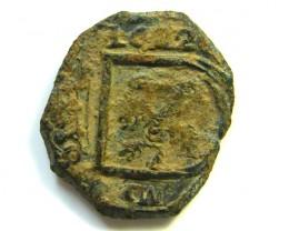 Spanish Maravedis Cob 17th C   Philip II, III, IV AC397