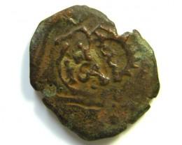Spanish Maravedis Cob 1645? f-12 Philip II, III, IV AC406