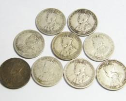 10X SILVER 92.5%  ONLY $1.20 PER GRAM PRE 1946   CO 72