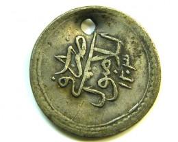 16th-17th CENTUARY OTTMAN EMPIRE SILVER COIN    CO -106