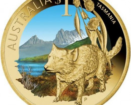 2009 CELEBRATE AUSTRALIA TASMANIA   OFFICAL LIST PRICE