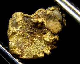 GOLD NUGGET.18   GRAMS  FROM ESPADARTE SHIPWRECK 1558  CO204