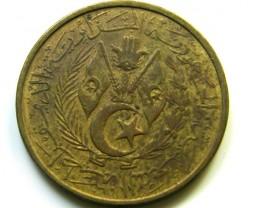1964 ALGERIA   COIN   J 507