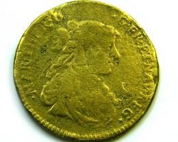 1667 FRANCE JETON  COIN   J585