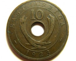 BRITISH EAST AFRICA COIN   1923           OP 475