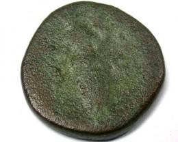 ROMAN PROVINCIAL ANTONINUS SESTERIUS            OP 500