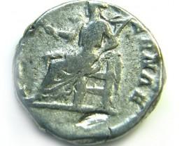 ROMAN SILVER DENARII  SEPTIMUS SEVERUS  AC 466