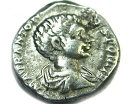 ROMAN SILVER DENARII  CARACALLA   AC 474