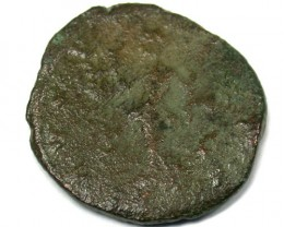 ROMAN PROVINCIAL  ANTONIUS PIUS & WIFE FAUSTINA     OP 501