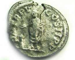 ROMAN SILVER DENARII  SEVERUS ALEXANDER   AC 493