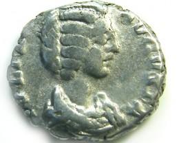 ROMAN SILVER DENARII  JULIA DOMNA   AC 495