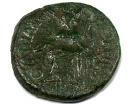 ROMAN PROVINCIAL ANTONIUS PIUS AUGUSTUS            OP 504