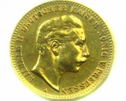 Prussian Gold Coins