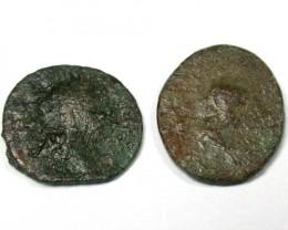 ROMAN PROVINCIAL PARCEL TWO COINS         OP 519