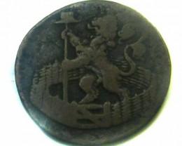 1723 DUTCH  HOLLANDIA COIN    CO353