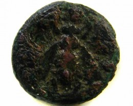 GREEK BRONZE COIN FROM EPHESOS / IONIA   AC501
