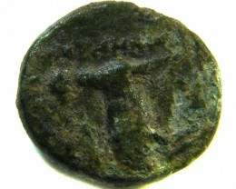 GREEK BRONZE COIN FROM EPHESOS / IONIA    AC503