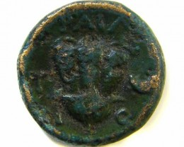 GREEK BRONZE COIN FROM EPHESOS / IONIA  AC   508