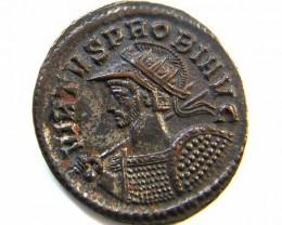 IMPERIAL PROBUS ANTONINIANUS SILVERED 281 AD  AC 513