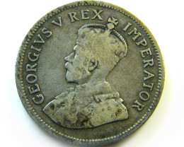 1923 SOUTH AFRICA1 SHILLING  COIN  CO 402