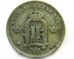 1904 SWEDEN 10 ORE COIN   CO 403