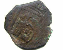 Spanish   Maravedis Cob 16 th Cent   Philip II,  AC 520