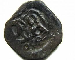 Spanish   Maravedis Cob 16 th Cent   Philip II,  AC 529