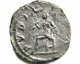 Septimius Severus AD 193-211 Silver Denarius jo 720