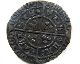 1430-1434 HENRY V1 GROAT GREAT BRITIAN  VF  CO 450