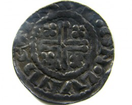 1180-1189 HENRY 11 SHORT CROSS PENNY  GREAT BRITIAN  CO 454