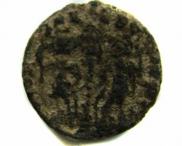 VALUE ANCIENT ROMAN COIN TO START COLLECTION  CO 481