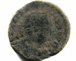 VALUE ANCIENT ROMAN COIN TO START COLLECTION  CO 489