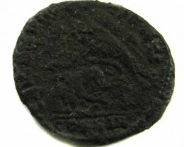 VALUE ANCIENT ROMAN COIN TO START COLLECTION  CO 493