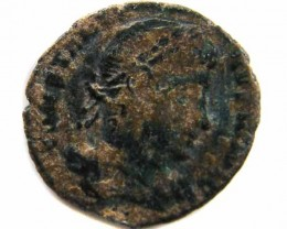 VALUE ANCIENT ROMAN COIN TO START COLLECTION  CO 495