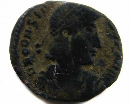 VALUE ANCIENT ROMAN COIN TO START COLLECTION  CO 501